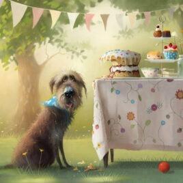 Afternoon Tea, by Stephen Hanson