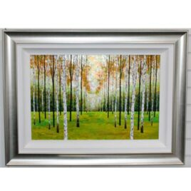 Birch Tree Avenue By Jaw