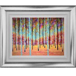 Birch Tree By A Jawkomodov