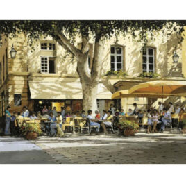 Brasserie LArcheveche Aix By Jeremy Barlow