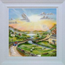 Home For tea by Caroline Deighton