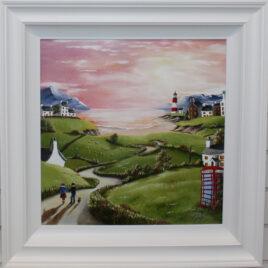 Walk To Shore by Caroline Deighton