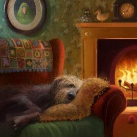 Dog Tired, by Stephen Hanson