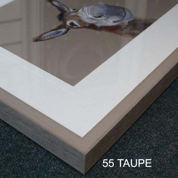 Frame 55 - Taupe (Standard)