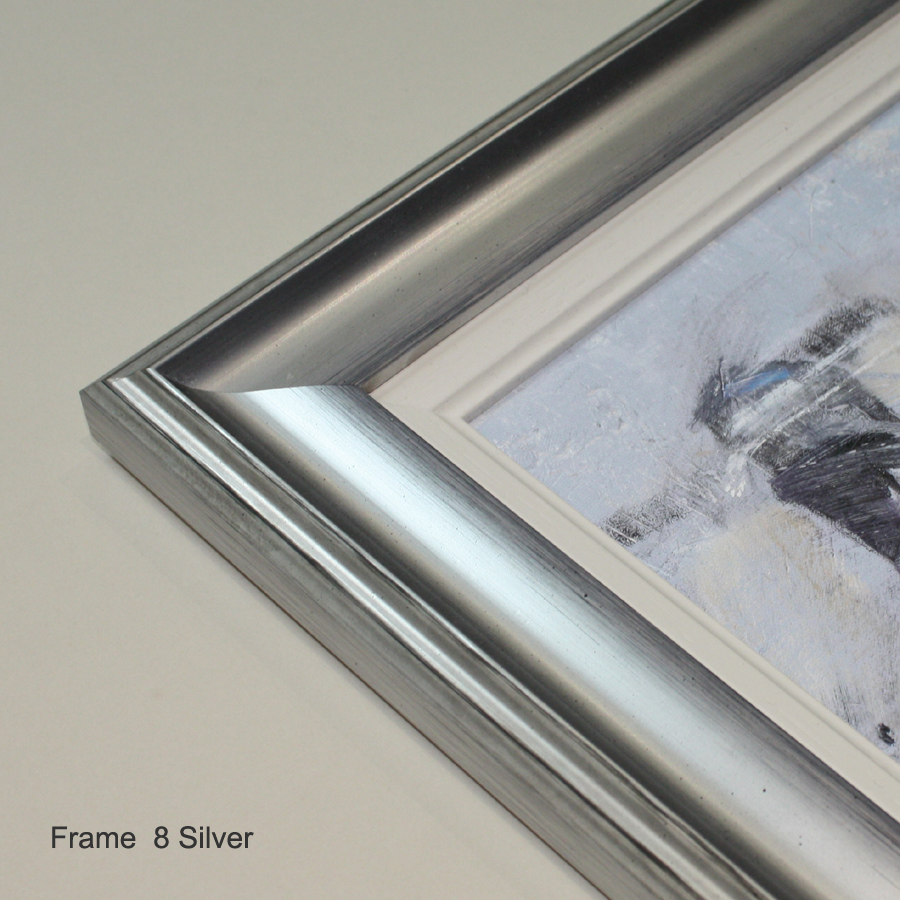 Frame 8 - Silver (Standard)