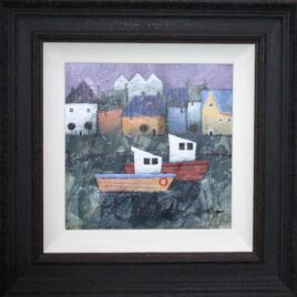 Fishing Boats Richard Parge