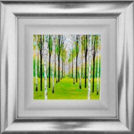Green Shine By AJawkomodov
