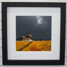 Harvest Moon By John Horsew