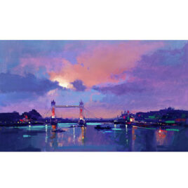 London View By Peter Wileman
