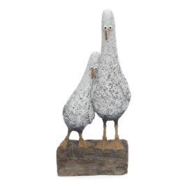 RL Homebirds Sculpture
