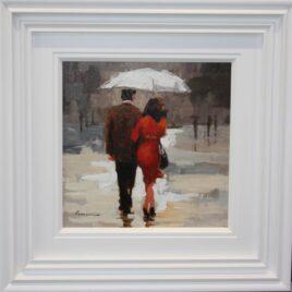 Raindrops by Frances