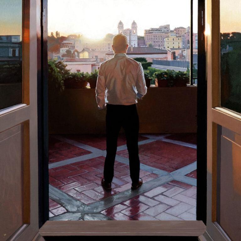 Rome Sunrise Iain Faulkner