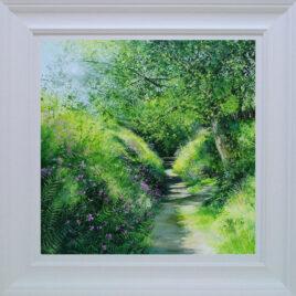 Sunlit Pathway Heather Howe