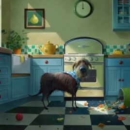 Midnight Feast, by Stephen Hanson