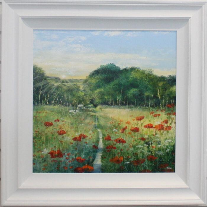 Spring Pasture, by Heather Howe, original