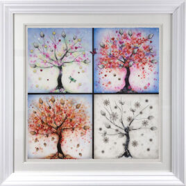 Four Seasons, by Kealey Farmer