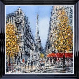 Parisian Life, by Nigel Cooke