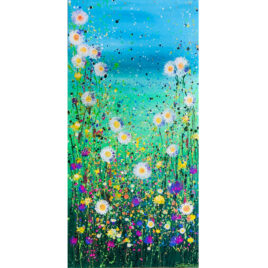 Daisy Shower, by Sally Oasis