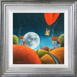 Fly Me To The Moon, by Dale Bowen