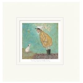 Very Important Welly Testing, by Sam Toft