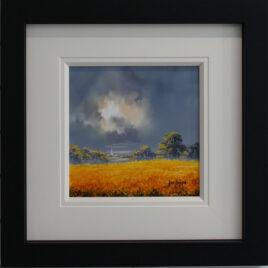 Golden Field of Summer, by Allan Morgan