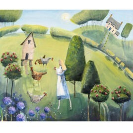 Country Life, by Carolyn Pavey