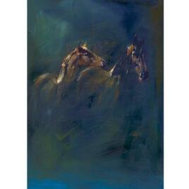 Yearlings, by Josie Appleby